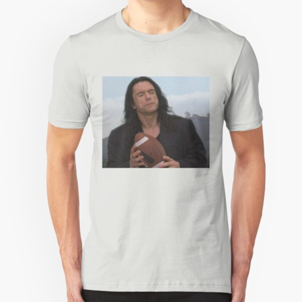 The Room Tommy Wiseau Slim Fit T-Shirt