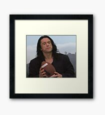 The Room Tommy Wiseau Framed Print