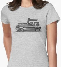 510 Wagon - Distressed Racer T-Shirt