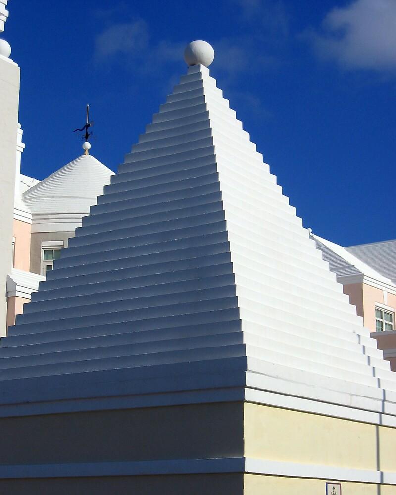 Bermuda Roof by MIKEF