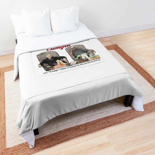Lampin - Curb Your Enthusiasm Comforter