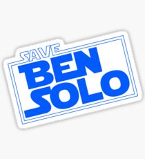 Save Ben Sticker
