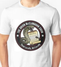 The Brion McClanahan Show Unisex T-Shirt