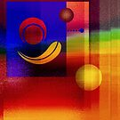 ABSTRACT YOUR WORLD -- artworks by Vasile Stan -- www.ArtThree.com by Vasile Stan