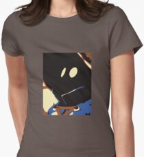 Vivi Ornitier Womens Fitted T-Shirt
