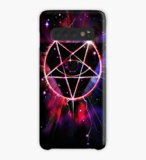 Space Demon 2049 - Evil Synthwave Sigil Case/Skin for Samsung Galaxy