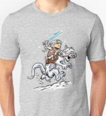Calvin and Hoth Unisex T-Shirt