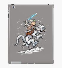 Calvin and Hoth iPad Case/Skin
