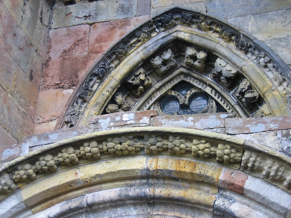 Rosslyn Chapel 2 by MIKEF