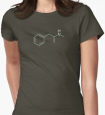 Crystal Meth Women's Fitted T-Shirt