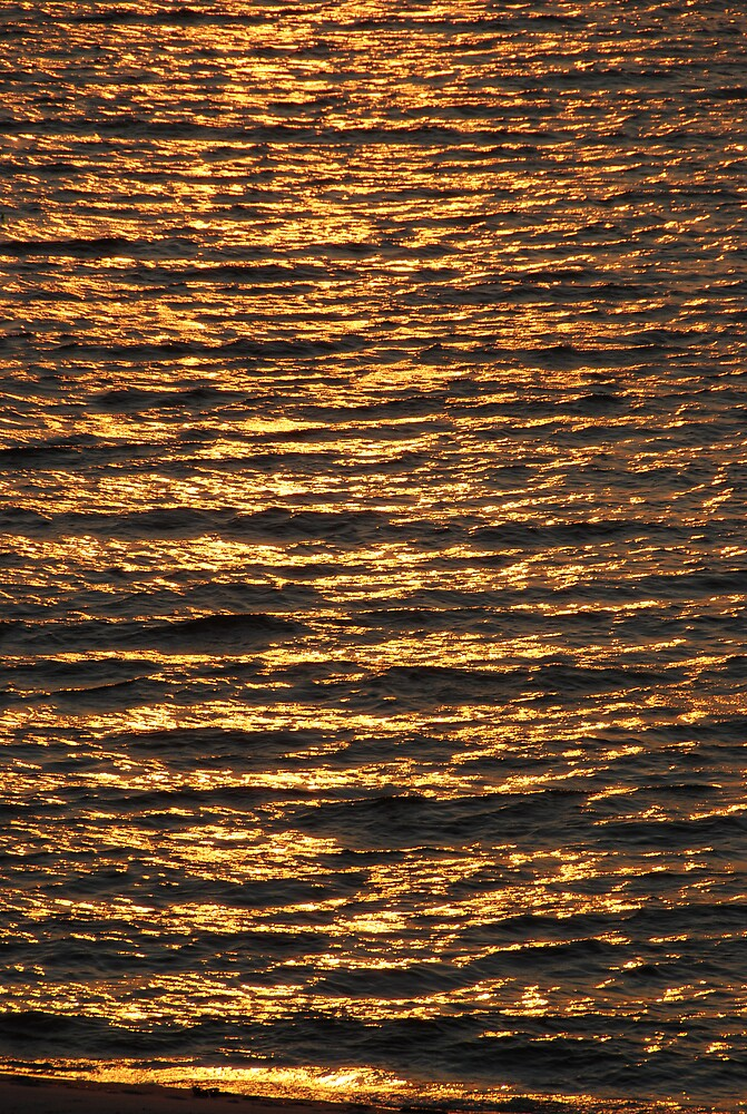 Water Island gold by MIKEF
