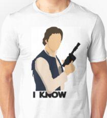 Ein Schmuggler weiß es am besten Unisex T-Shirt
