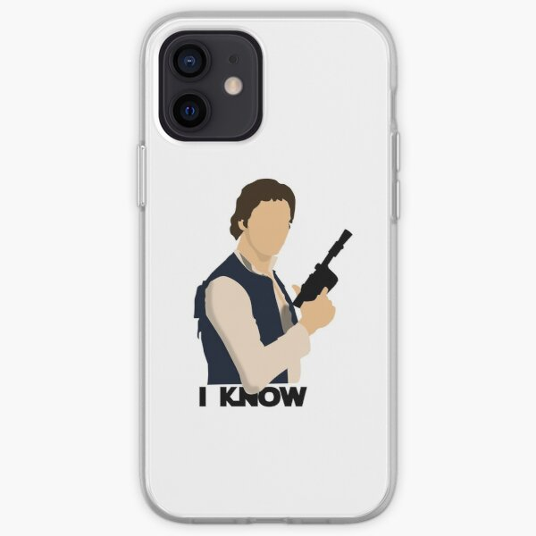 A smuggler knows best  iPhone Soft Case