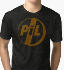 BEST T-SHIRT KE46 Public Image Ltd Pil Punk Band T Shirt Trending Tri-blend T-Shirt