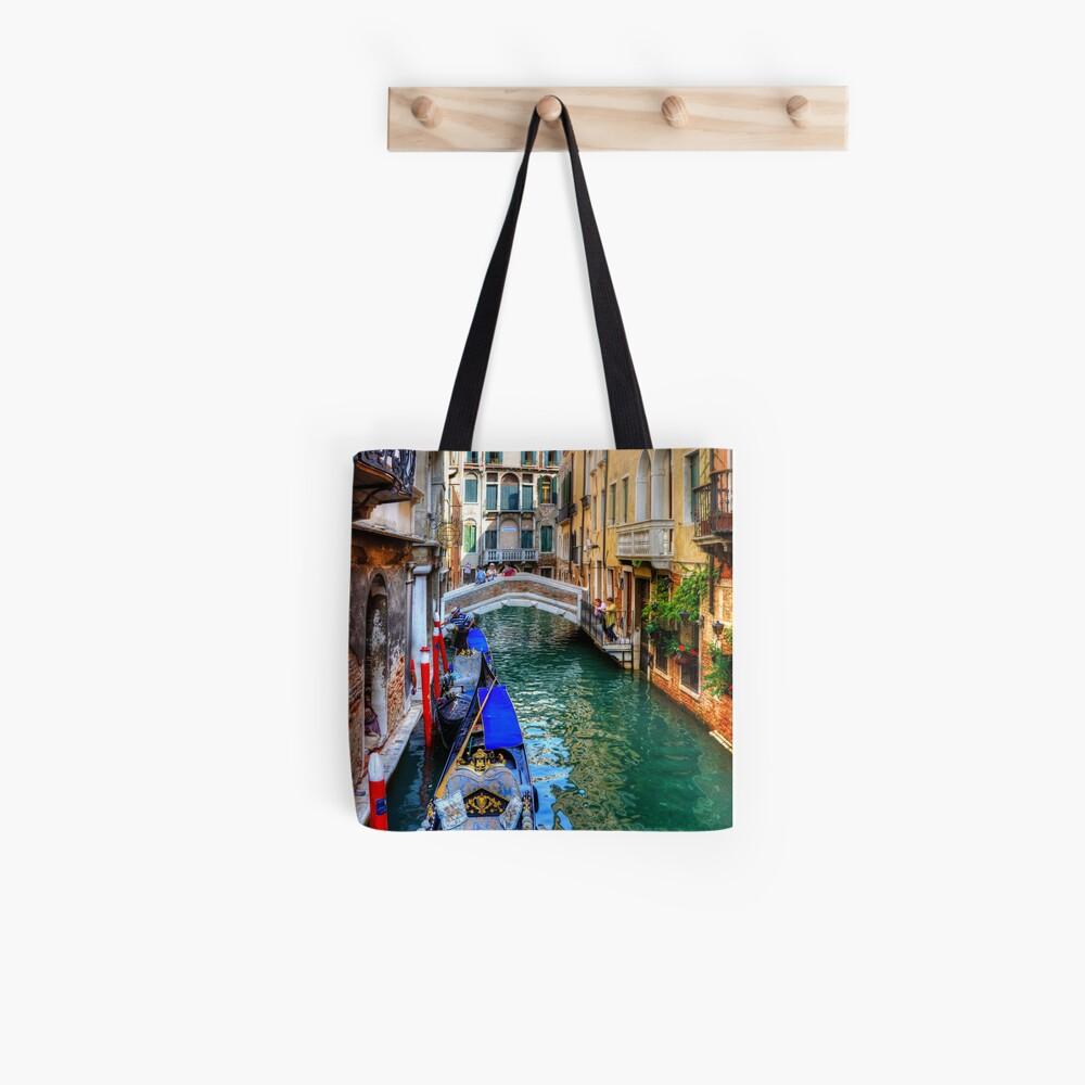 Venedig-Kanal Tote Bag
