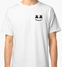 Camiseta clásica Pequeño logotipo de Marshmello
