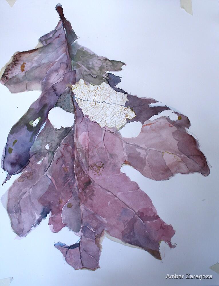 Oak Eaten by Amber Zaragoza
