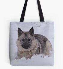 Saga's Snow Tote Bag