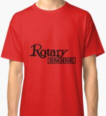 Rotary Engine Classic T-Shirt
