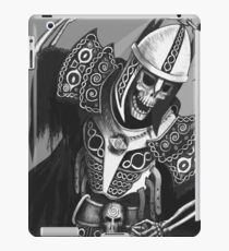 Skeletal Warrior iPad Case/Skin