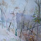Brown County Rain by Amber Zaragoza