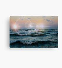 SyFy Sunrise at the Gulf Canvas Print