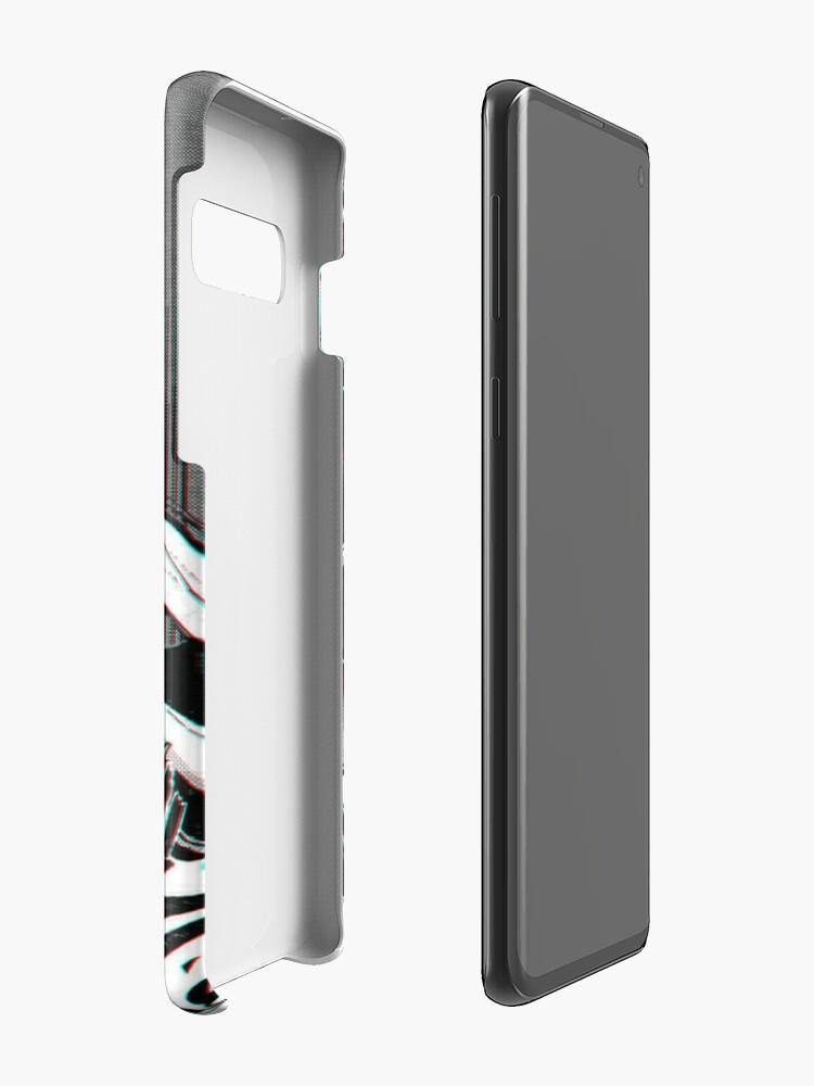 Alternative Ansicht von Evangelion 01 RAGE Hüllen & Klebefolien für Samsung Galaxy