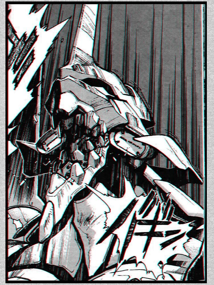Evangelion 01 RAGE von ookamiart