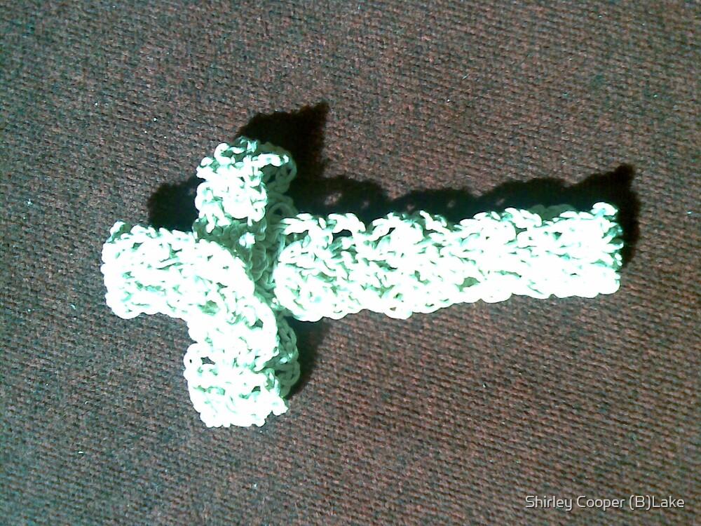 Double Cross by Shirley Cooper (B)Lake