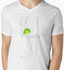 dressing room Mens V-Neck T-Shirt