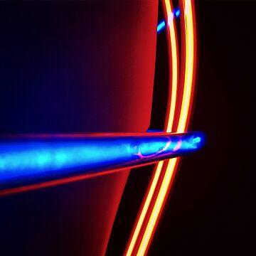 Neon Star by ATJones