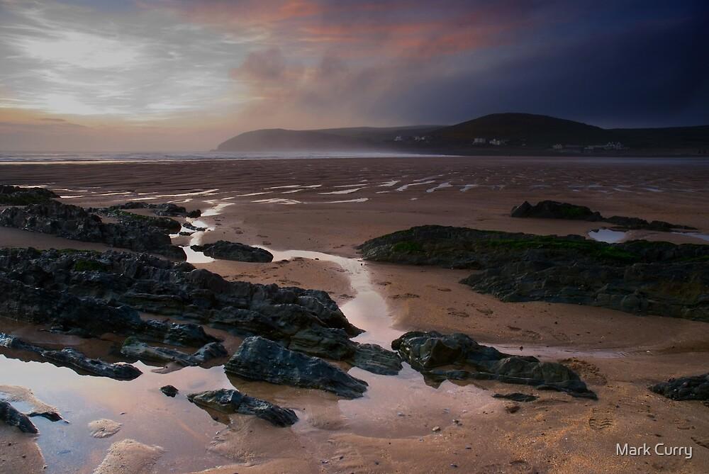 Croyde Bay, Devon by Mark Curry