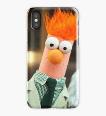 It's Beaker! iPhone Case