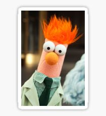 It's Beaker! Sticker