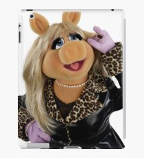 Miss Piggy is Fab iPad Case/Skin