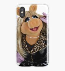 Miss Piggy is Fab iPhone Case/Skin