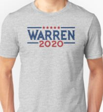 Warren 2020 Slim Fit T-Shirt
