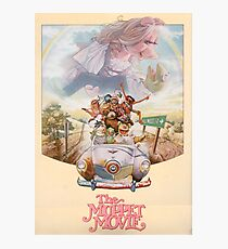 The Muppet Movie Photographic Print