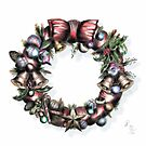 Deck the Halls With Wreaths of Holly... by Rasendyll