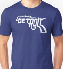 Detroit Smoking Gun Unisex T-Shirt