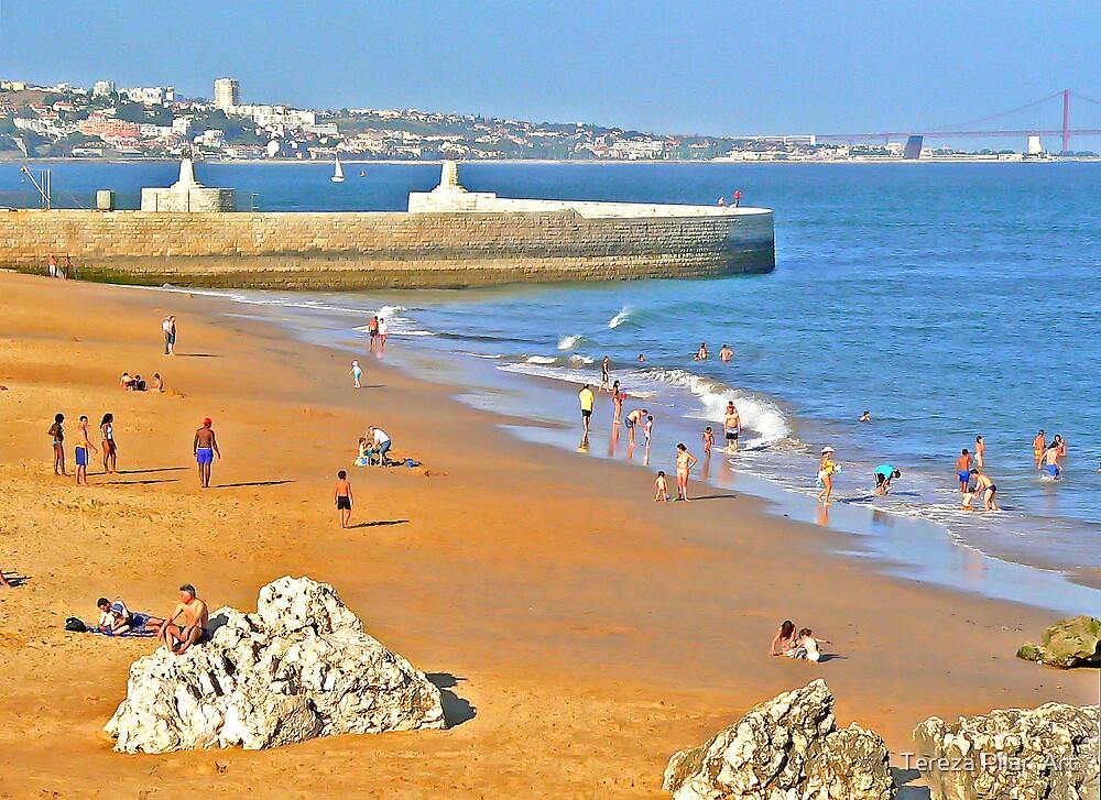 Lisbon coast by terezadelpilar ~ art & architecture