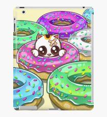 Kitty in Donuts iPad Case/Skin