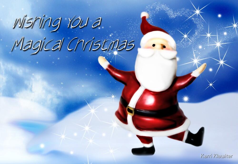Magical Christmas by Karri Klawiter