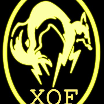 XOF logo- yellow by tylafoutz