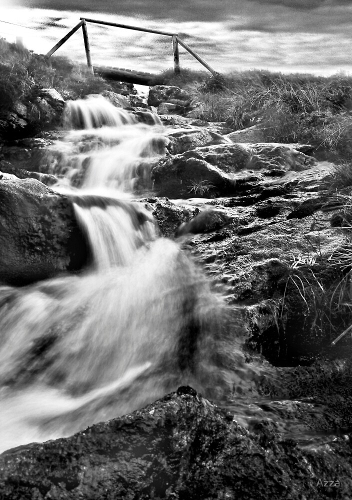 Waterfall by Azza