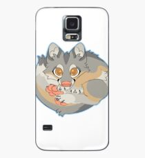 Timber Wolf Case/Skin for Samsung Galaxy
