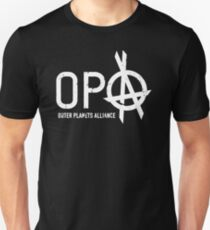 RETRO XE361 Opa The Expanse Best Product Unisex T-Shirt