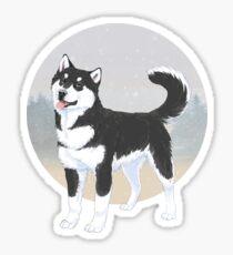 Husky // Malamute Sticker