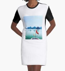The Bay Graphic T-Shirt Dress