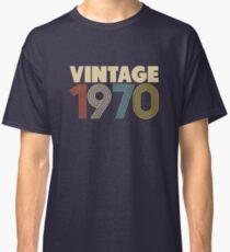 Vintage 1970 - 48th Birthday Classic T-Shirt
